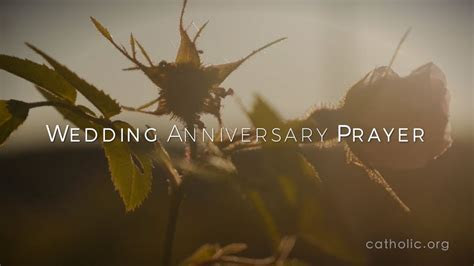 Wedding Anniversary Prayer HD   YouTube