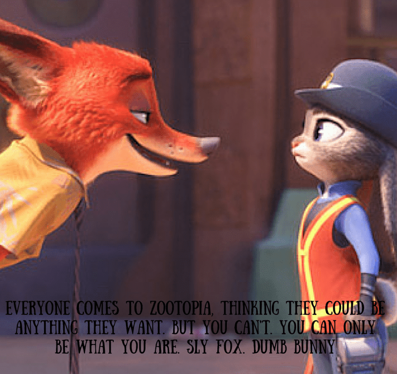 5+ Life Lessons We Can Learn From The Movie quot;Zootopiaquot;