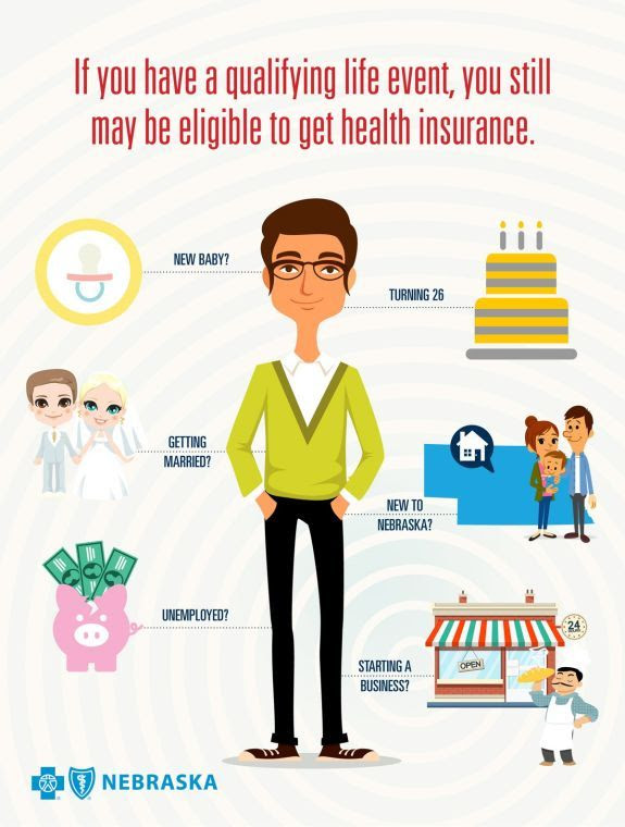 Health insurance enrollment available with certain life ...