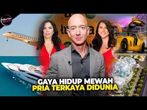 Jeff Bezos Bukan Lagi Orang Terkaya di Dunia?