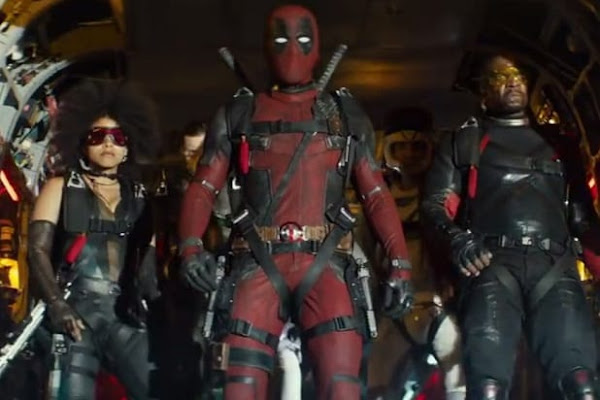 b1c08da8a838 Ryan Reynolds Mounts a Reindeer – and Fred Savage – for  Once Upon a  Deadpool  (Photo). PG-13 ...
