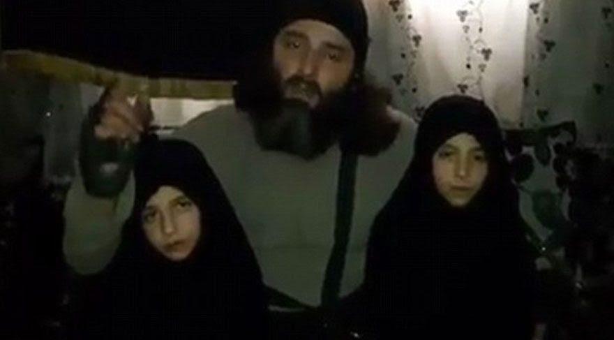 Korkunç iddia: 7 yaşındaki canlı bombayı ailesi böyle eğitmiş