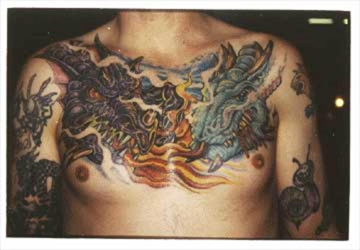 chinese dragon Tattoo by Pablo Dellic Free Chinese Dragon Tattoo Gallery Koi