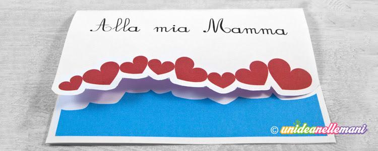 Disegni Per Bigliettino Festa Della Mamma Da Stampare E Colorare