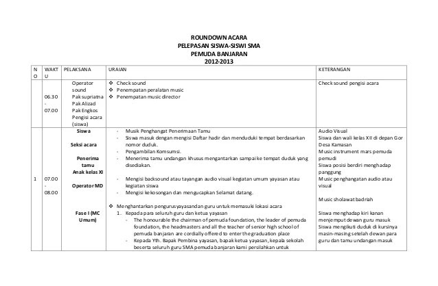 contoh surat undangan acara perpisahan sekolah contoh isi undangan