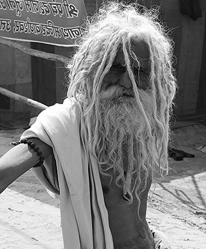 The World Of The Naga Sadhu by firoze shakir photographerno1