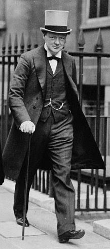 Churchill, First Lord of the Admiralty