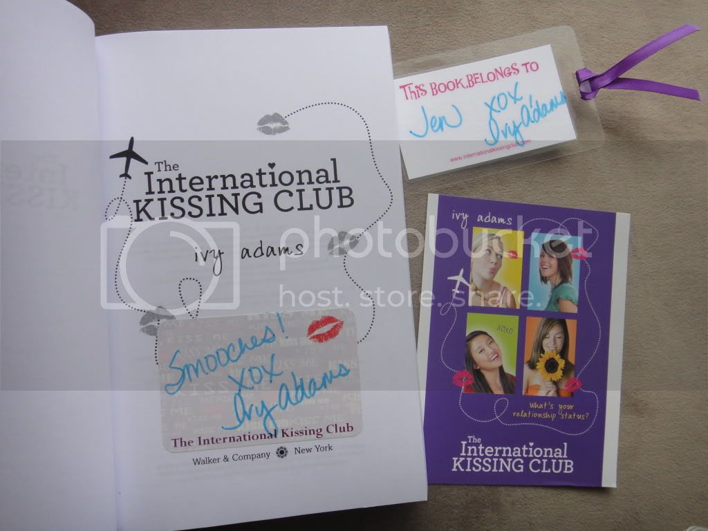 International Kissing Club