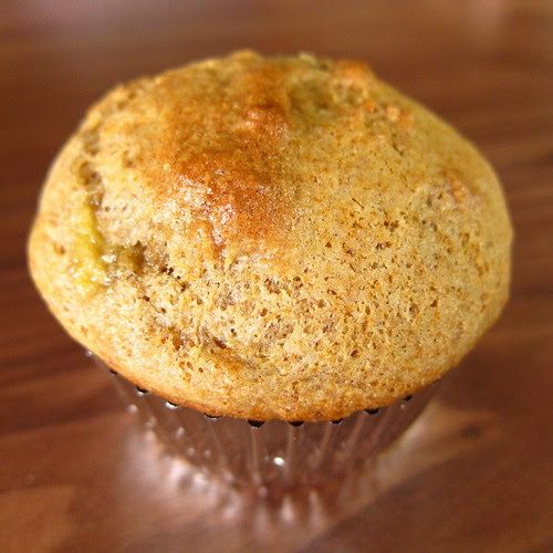 Banana Peanut Butter Muffin