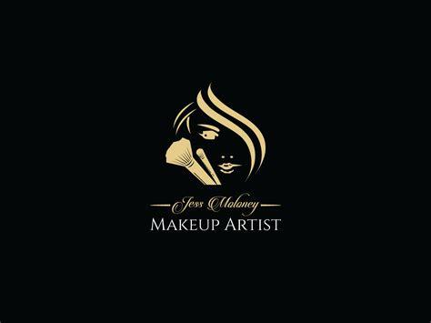 makeup artist logo designs mugeek vidalondon