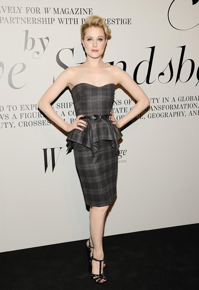7 - Evan Rachel Wood gucci prefall2012