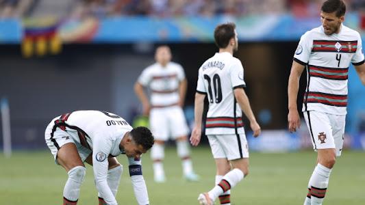 Timnas Portugal Pimpinan Cristiano Cetak Rekor meski Disingkirkan Belgia dari Piala Eropa 2020 : Okezone Bola