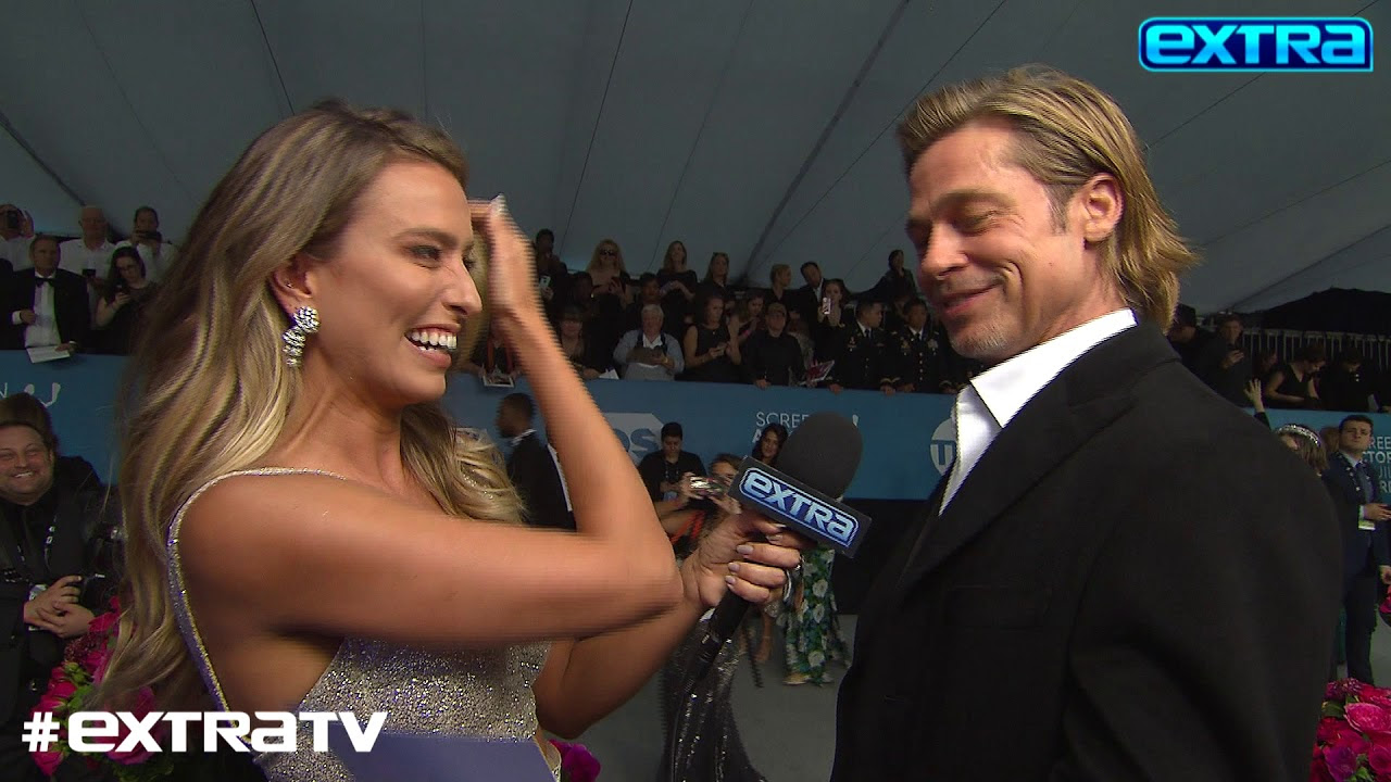 Brad Pitt Jokes About Why He Had Never Worked with Leonardo DiCaprio - Renee Bargh