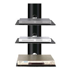 Creative Concepts - Triple Wall-Mount Shelf System | Overstock.com ...