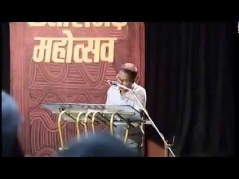 लाइव वीडियो - सी. सुनील का कविता पाठ