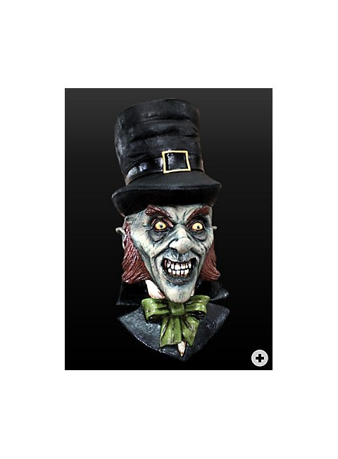 Leprechaun Tattoos on Leprechaun Maske Aus Latex Bei Maskworld Com