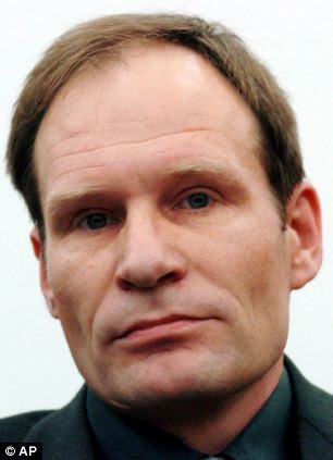 The case mirrors that of Armin Meiwes who was jailed for killing, dismembering and eating