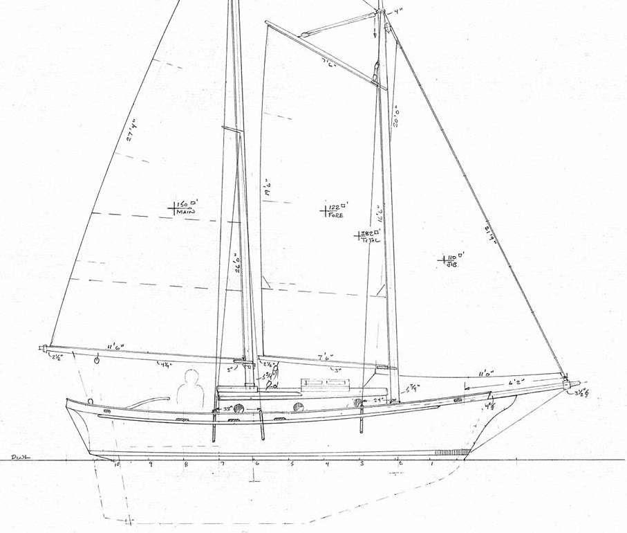 Small Boat Designs - 10' to 30'
