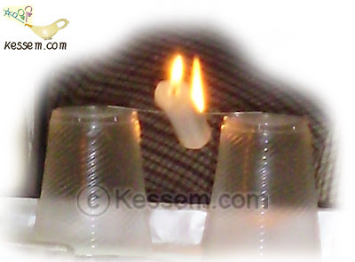 Candles' See-Saw - 2