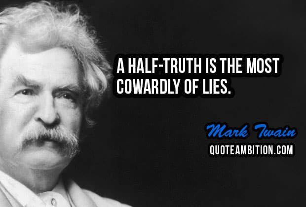 Top 80 Inspiring Mark Twain Quotes On Life