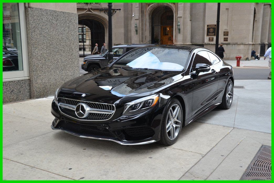 2015 Mercedes Benz S Class S550 4matic Coupe for sale