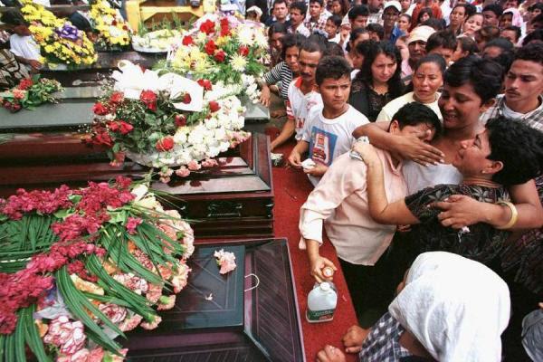 Medida de Aseguramiento contra Ex-Capitán del Ejército por la Masacre del 16 de Mayo de 1998 en Barrancabermeja