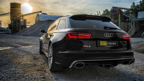 37 Audi RS6 HD Wallpapers Backgrounds   Wallpaper Abyss
