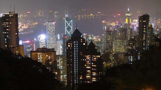 From Victoria Peak, Hong Kong