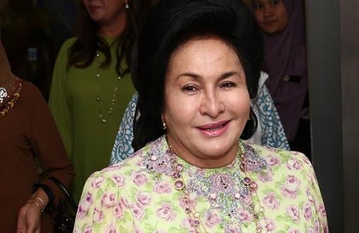 Akhbar China dakwa Rosmah pemegang kuasa sebenar