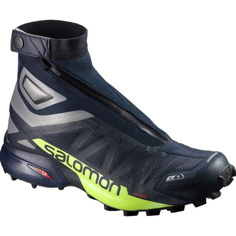 salomon snowcross  cswp trail running shoe mens backcountrycom