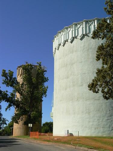 Water Tower, Leeton