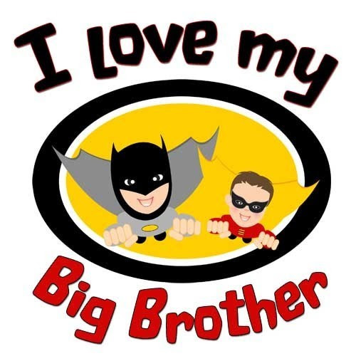 Younger Brother Love You Clip Art Library