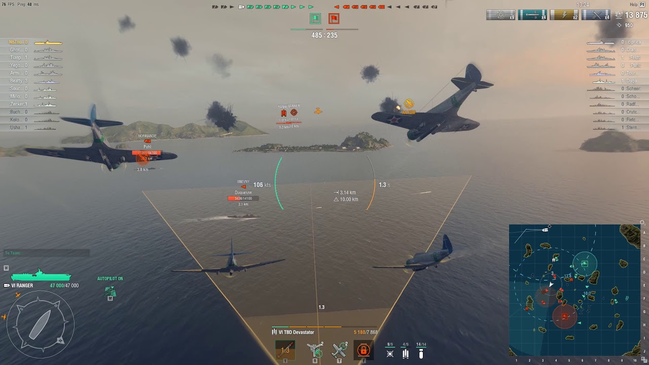 World of Warships Aircraft Carriers - Not Ready For Launch