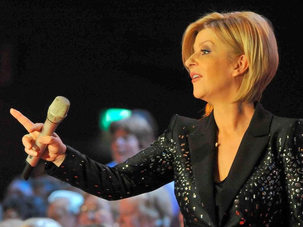 Aktuelle Frisur Carmen Nebel Stilvolle Frisuren Beliebt In Deutschland