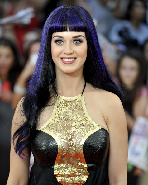 Katy Perry Singer Katy Perry arrives at the 2012 MuchMusic Video Awards at the MuchMusic HQ on June 17, 2012 in Toronto, Canada.
