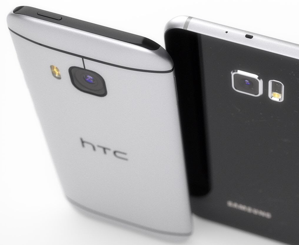 Rear cameras of at least 16 MP