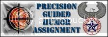 Precision Guided Humor
