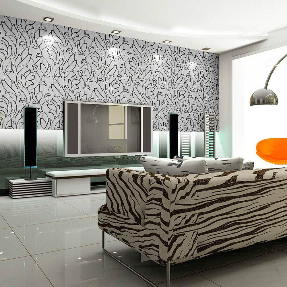 Creative And Extraordinary Striped Walls Designs