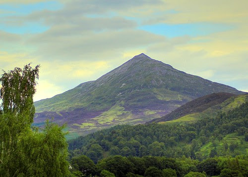 The Fairy Hill of the Caledonians - Schiehallion by idg