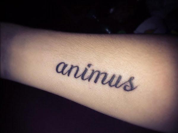 26 Riveting Word Tattoo Ideas