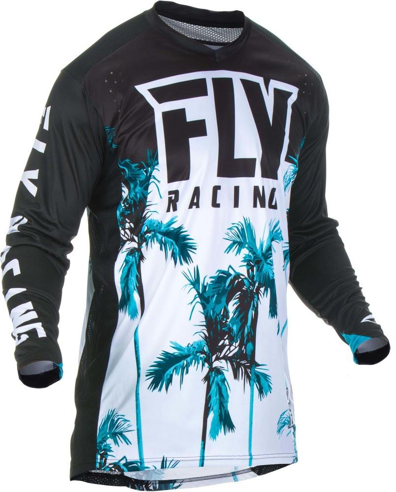 Choose Size Black//White//Teal FLY RACING MX MTB BMX 2017 LITE HYDROGEN Pants