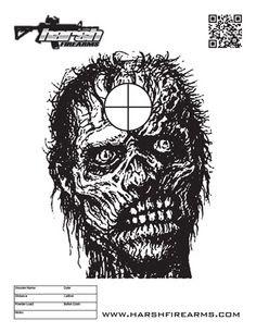 Zombie eye glasses | The Halloween Eye Doctor | Pinterest ...