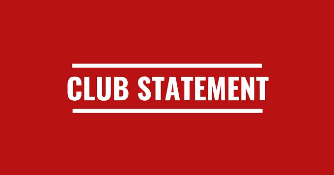 Club Statement: Acorns Children's Hospice