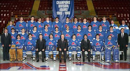 1985-86 Quebec Nordiques