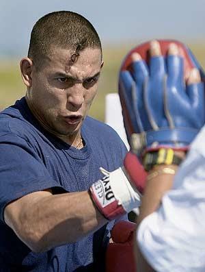 Héctor Macho Camacho boxe (Foto: Ag. AFP)