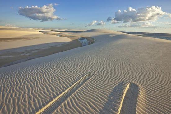 Εντυπωσιακοί αμμόλοφοι στην Βραζιλία (8)