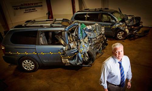 Car Accident Lawyer Todd Tracy Featured In Dallas Morning News Story