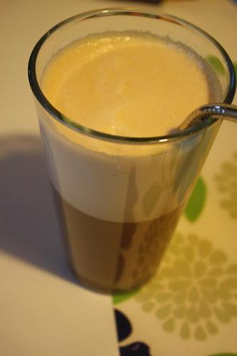 Godiva French Vanilla Iced Coffee smoothie