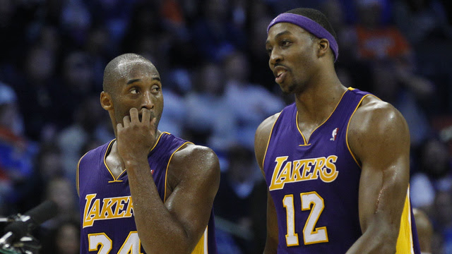 "Click here to read Dwight Howard, On The Difference Between The Clippers And The Lakers: ""They Share The Ball"""
