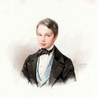 Portrait of Alexander Mordvinov